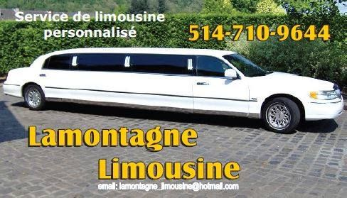 Lamontagne Limousine_Benoît Lamontagne, Laval