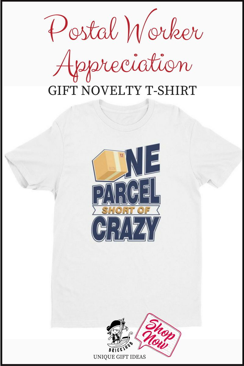 I Love This Unique T Shirt With A Funny Postal Worker Saying This