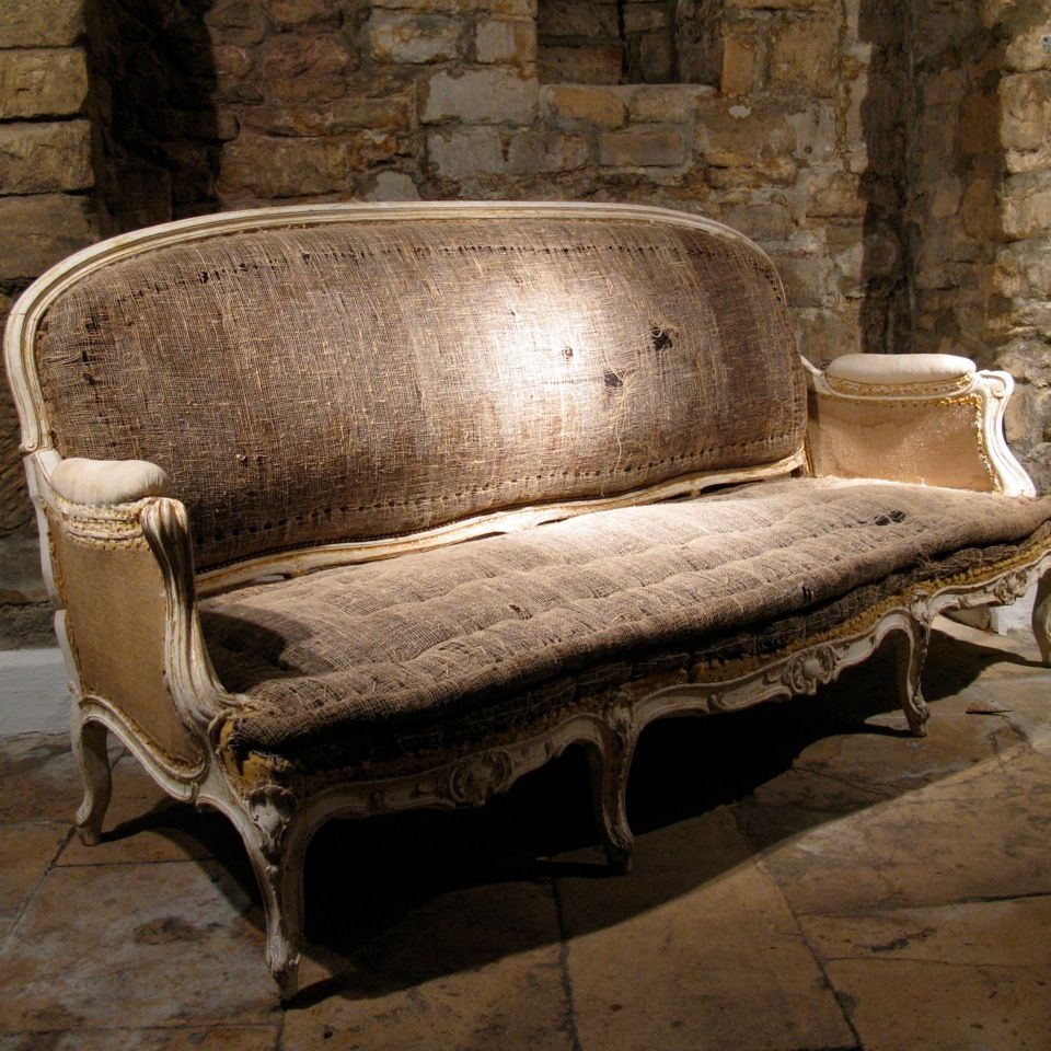 Sofas, Armchairs, Occassional Chairs   A Good Quality And Unusually , Very  Deep (