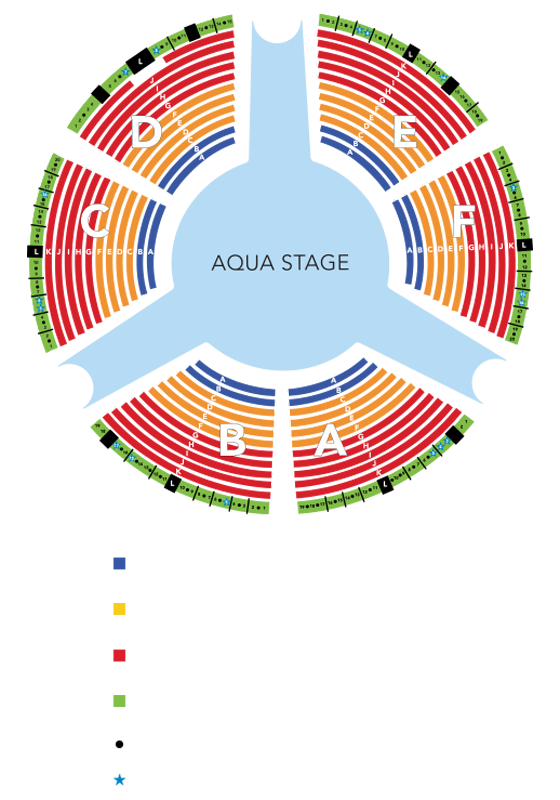 Encore Theater Diana Ross Seating Chart