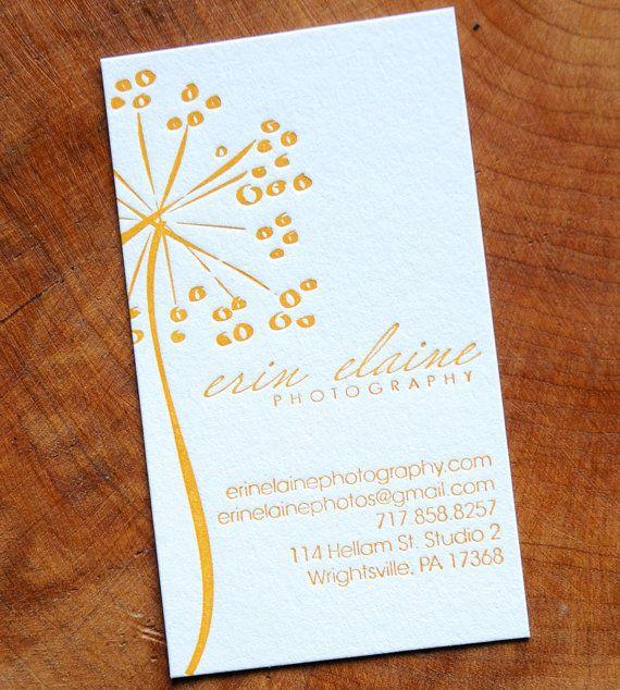 250 Custom Letterpress Business Cards By 622press On Etsy 18000