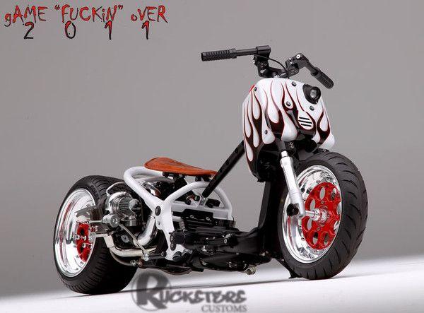Custom Builds | RUCKSTERS