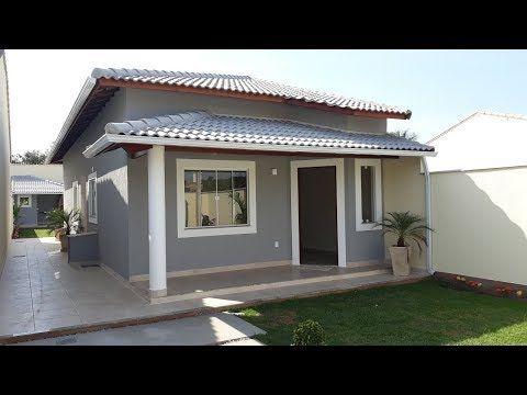 Cores de casas simples