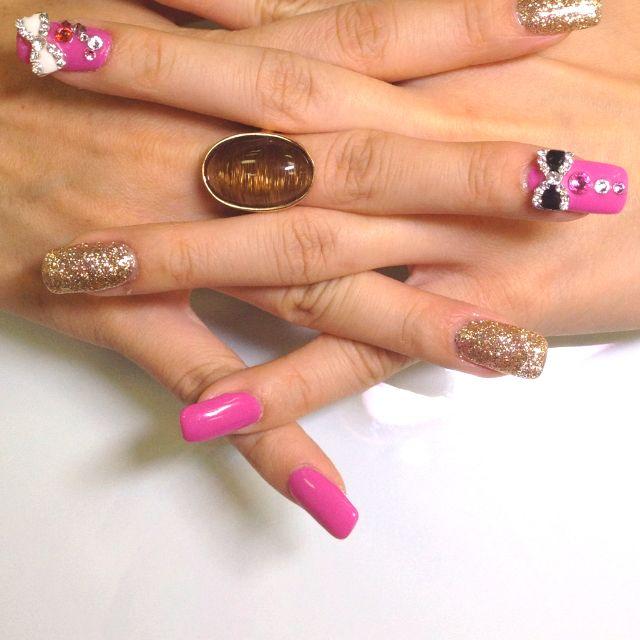 Luxy nail salon las Vegas Unique nail salon with unique nail designs ...