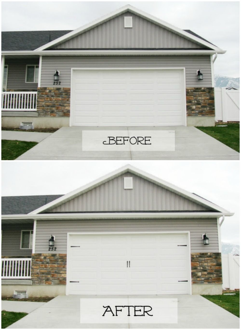 Curb Appeal Hacks To Increase Your Home Value | Curb appeal, Frugal ...