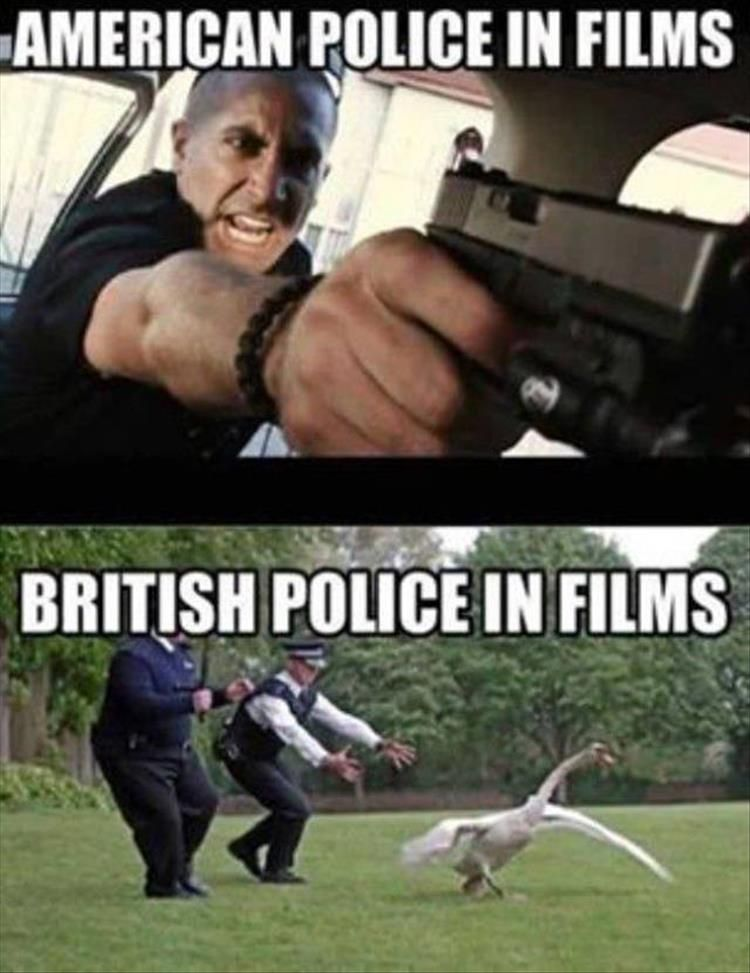 British Humor At It's Finest - 18 Pics