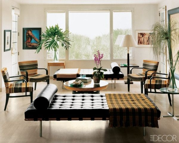 Consider Doing A Large Modern Ottoman Daybed In Formal Living Room Instead Of