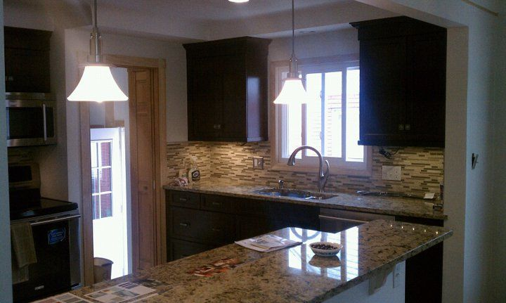 Kitchen Remodel By Pine Building