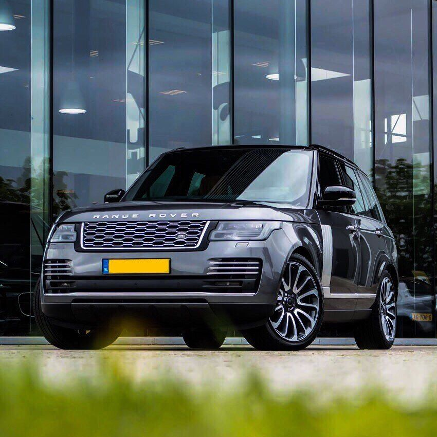 It At All Times Looks Presentable By Auto Ventura Range Rover Range Rover Supercharged Luxury Cars Range Rover