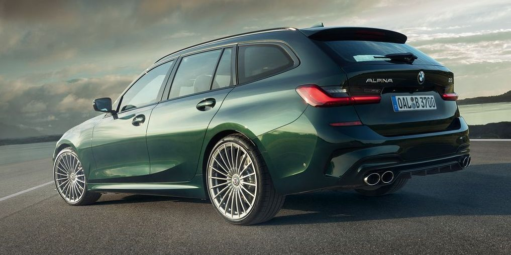 2020 Alpina B3 Touring Is The 462 Hp Wagon Alternative To The