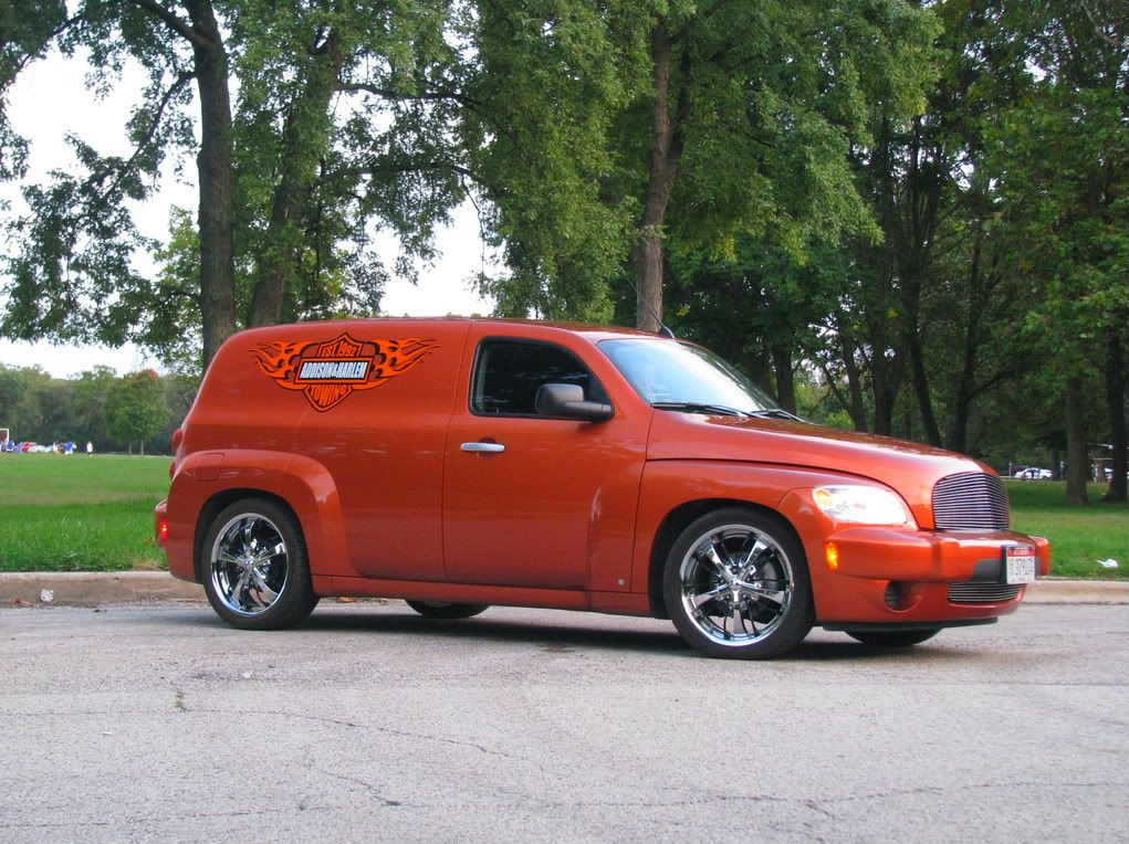 Personal Vehicle In 411 Main Street By Tow Times Forum Chevy Hhr Chevy Chevy Ssr