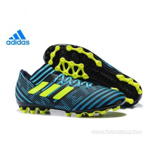 6759f542c46 Regular product adidas Nemeziz 17.3 AG S82341 Legend Ink Solar Yellow Energy  Blue Soccer Shoes