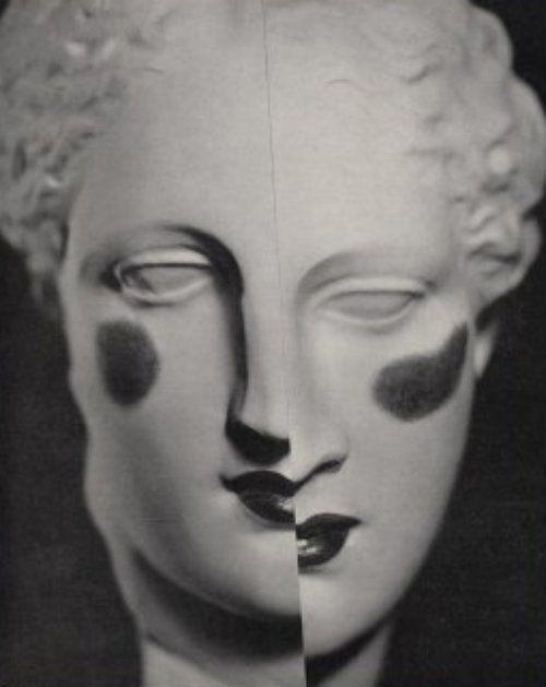 Man Ray for Elizabeth Arden 1932. Image via Pinterest.