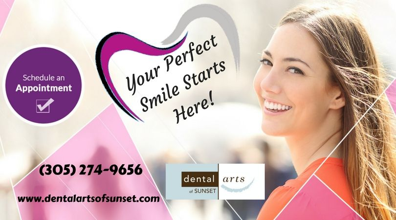 Dental Arts of SUNSET is focused on improving the