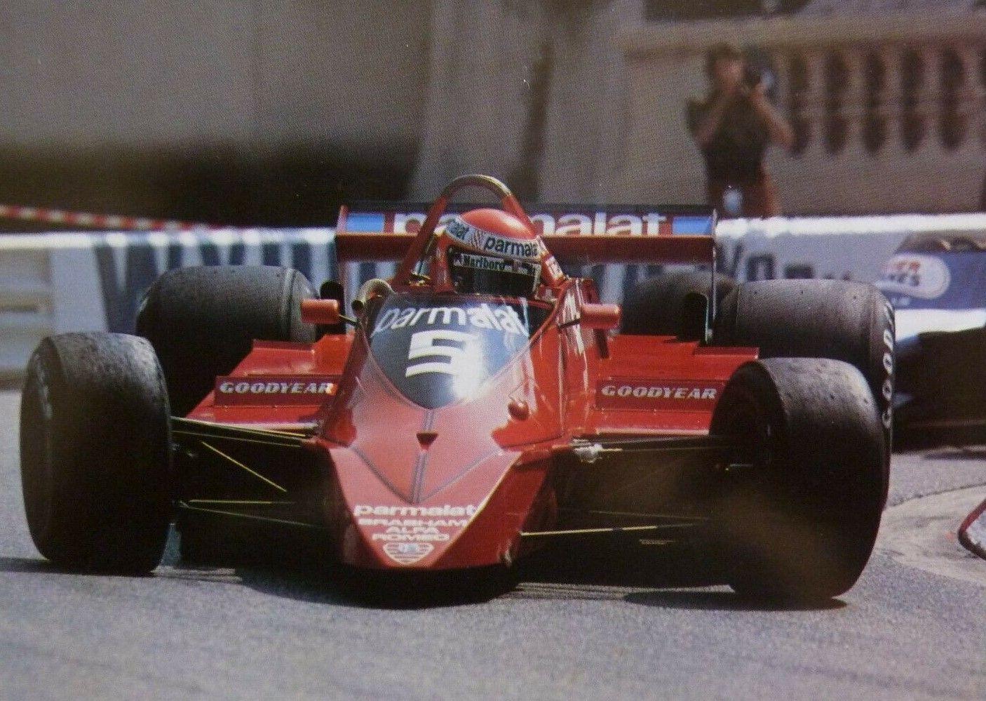 Niki Lauda Brabham BT48 Alfa Romeo, Grand Prix de Monaco