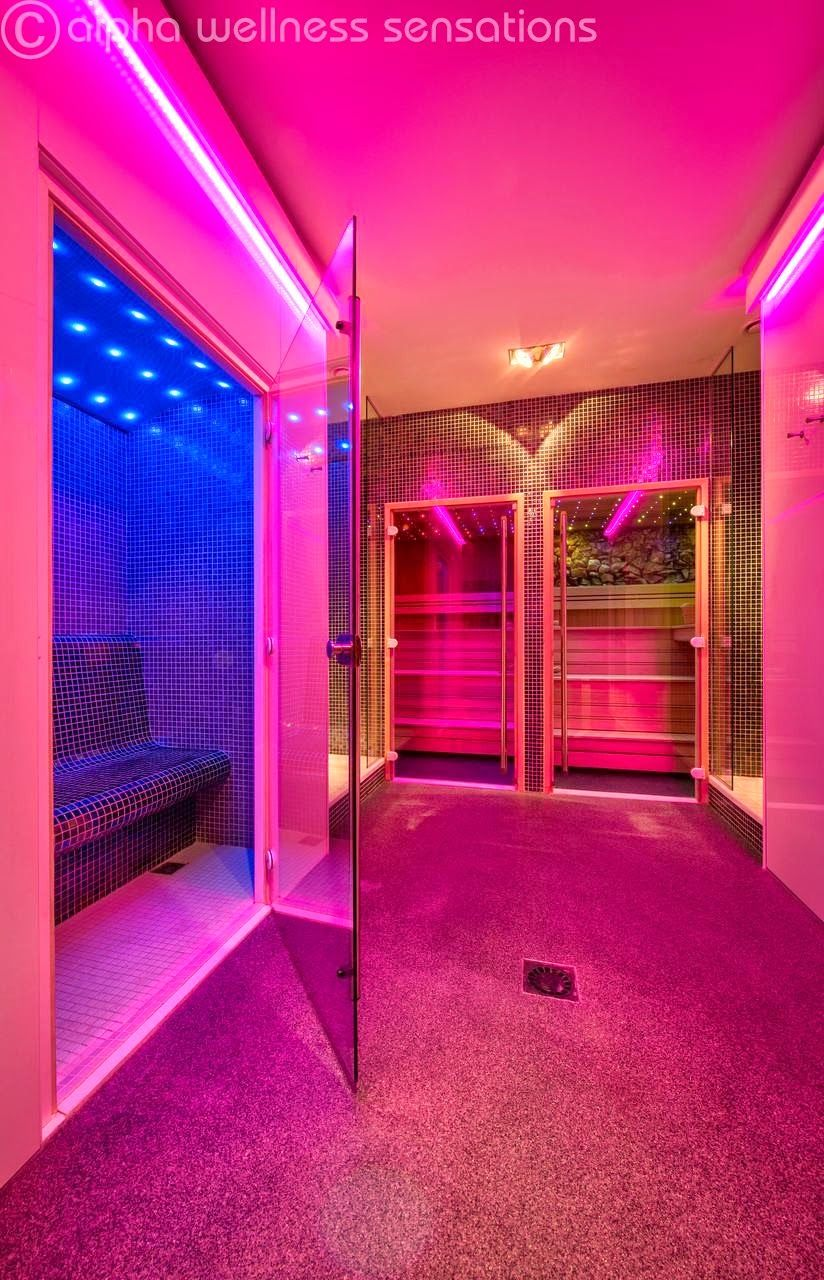 Professional Steam Room With Glass Door Bluetooth Audio