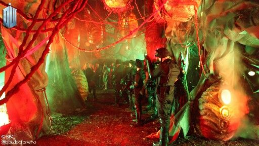 Behind The Scenes - Episode ' The Zygon Invasion ' - 31 Oct 2015