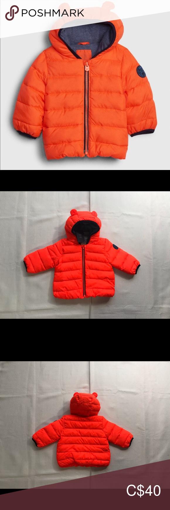 Baby Gap Cold Control Lightweight Puffer Jacket Baby Gap Cold Control Lightweight Hooded Bear Puffer Jacket Nwt Toddler Sz 6 Baby Gap Puffer Jackets Gap Jacket [ 1740 x 580 Pixel ]