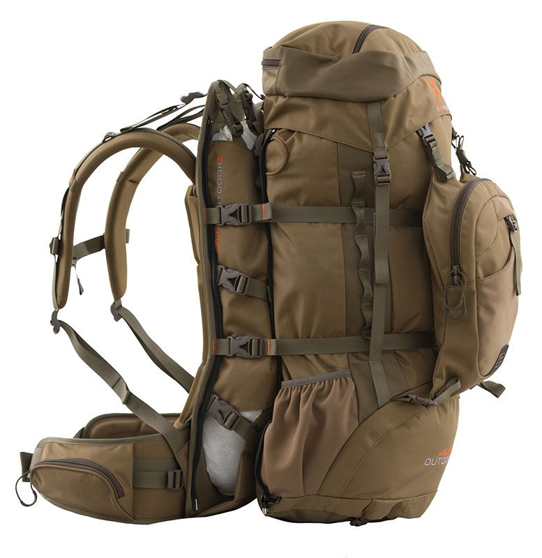 Commander X Pack Alps Outdoorz Hunting Gear Survival Military Backpack