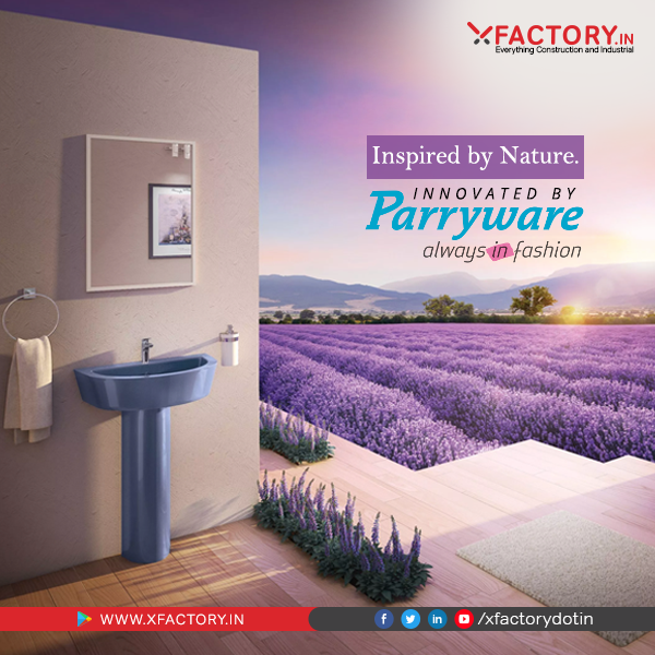 Buy Parryware Products At Xfactory In At The Best Prices