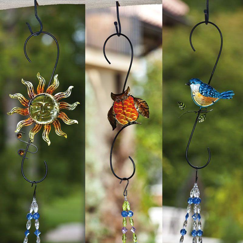 Decorative Garden/Wall Plant Hangers #patio Décor #plant Hanger #metal And
