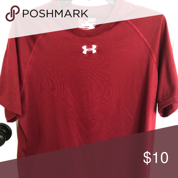 Under Armour dry fit t-shirt | Long