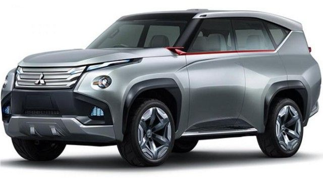 Delicieux 2018 Mitsubishi Montero Returns In Excellent Design As Well As The Look Is  Somewhat Forward Brings