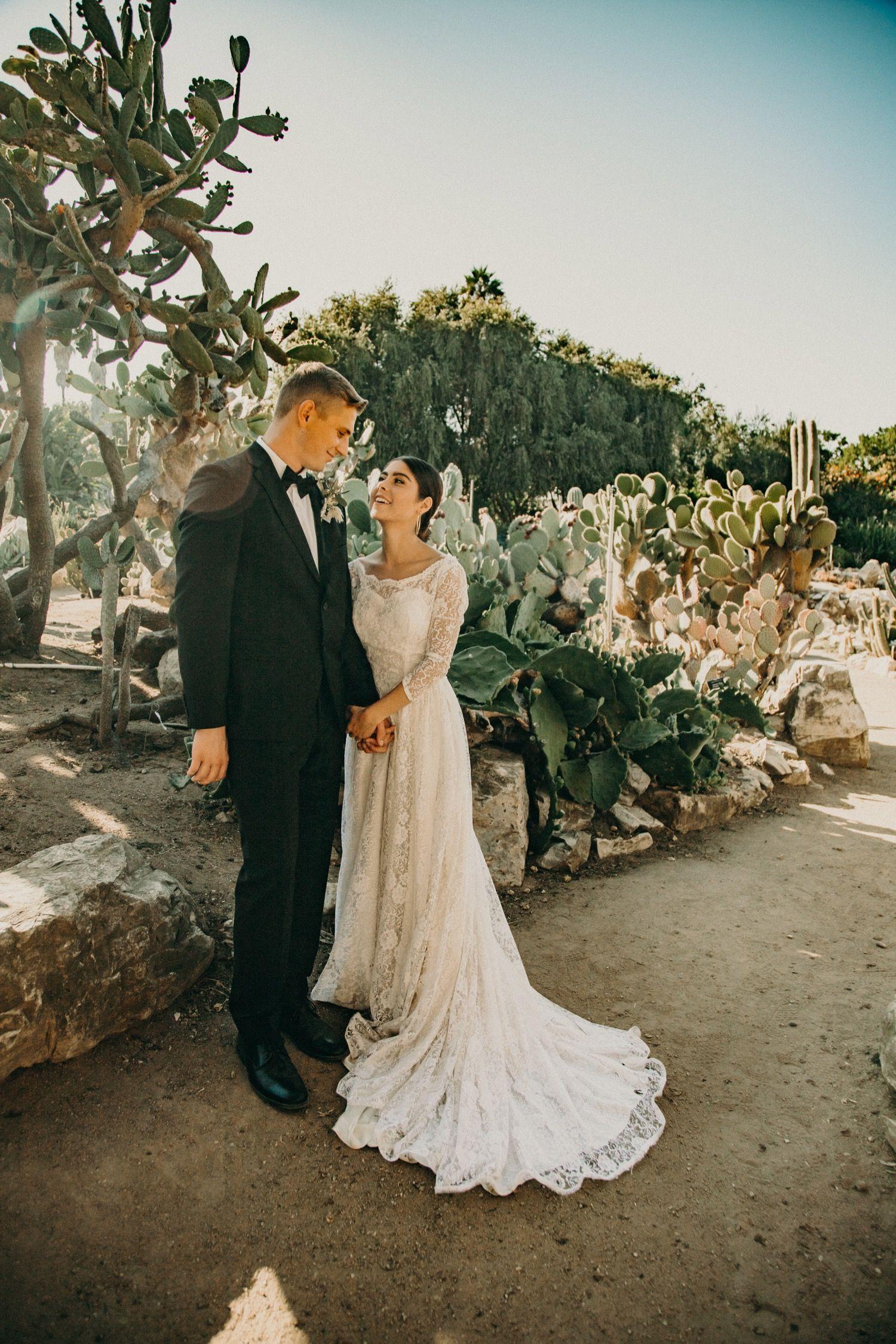 ERICA + CAMERON Botanical wedding, South coast botanic