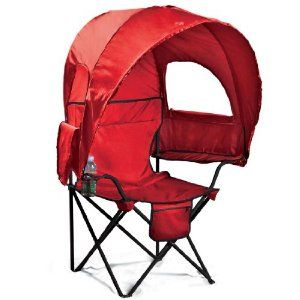 Captivating Brylanehome Camp Chair With Canopy. Decorate As A Covered Wagon?