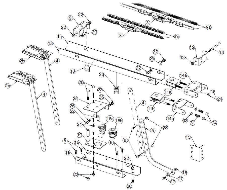 Wayne Dalton Classic Drive Garage Door Parts Garage Door Torsion Spring Garage Door Hardware