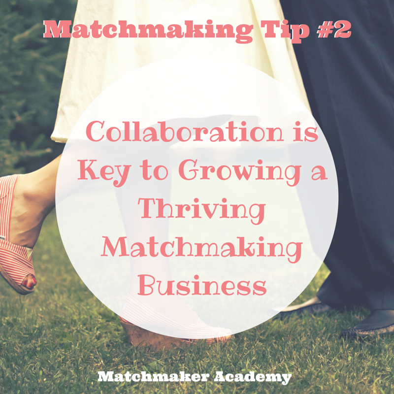 matchmaking advice