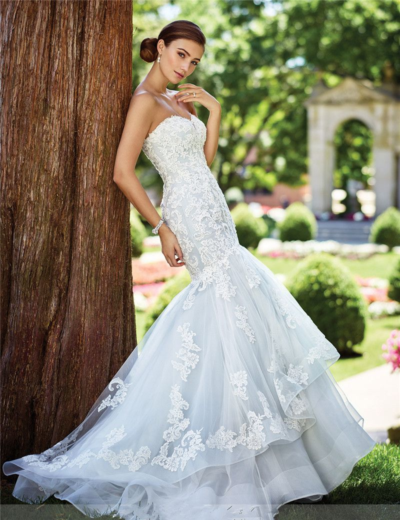 Cheap blue wedding gowns buy quality wedding gowns directly