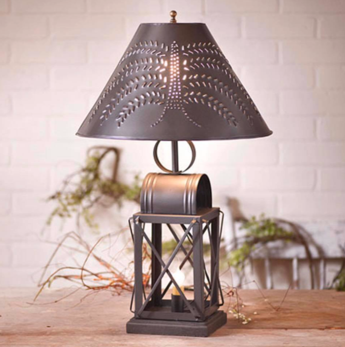 Pin by Primci on Primitive and Country Decor Room lamp