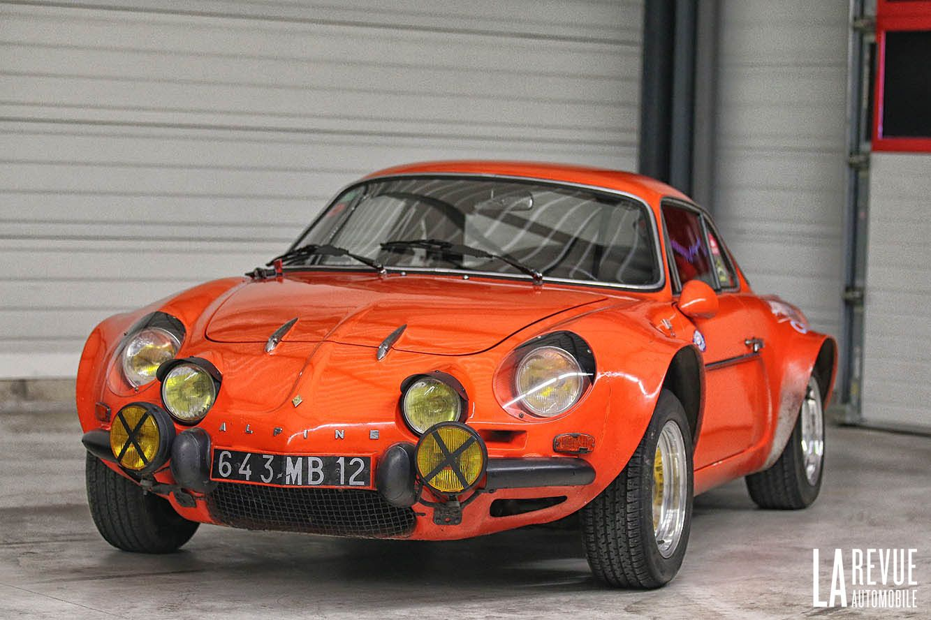 renault alpine a110 source. Black Bedroom Furniture Sets. Home Design Ideas
