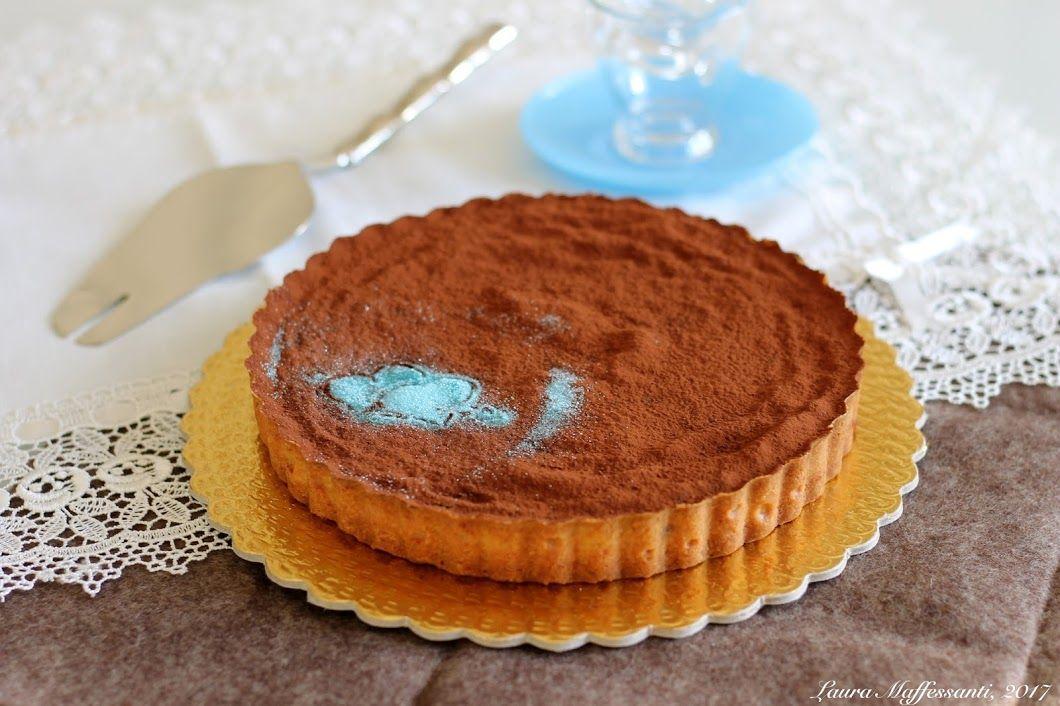 Crostata al cioccolato ricetta facile passo passo