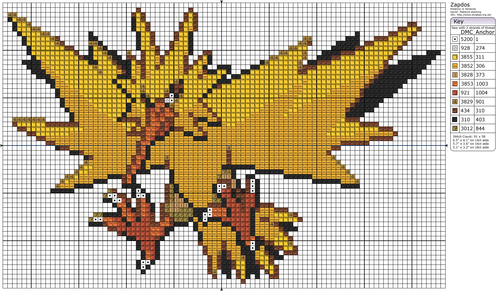 "Search Results for ""Zapdos"" – Birdie Stitching  f47da9c63d2"