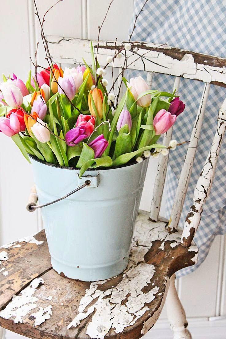 Living Inspiration Zuhause Deko Landhaus Gemütlich Ecke Einrichtung Blumen  Idee Zimmer Pinterest