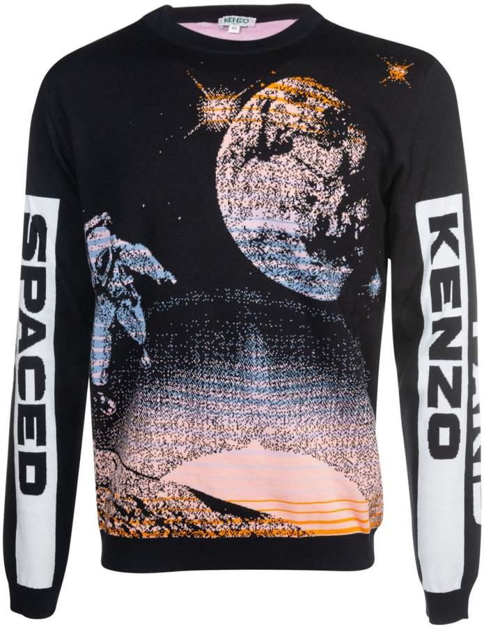 c75a06d5 Kenzo Printed Sweatshirt Printed Sweatshirts, Luxury Fashion, Mens Fashion,  Kenzo, Cool Outfits