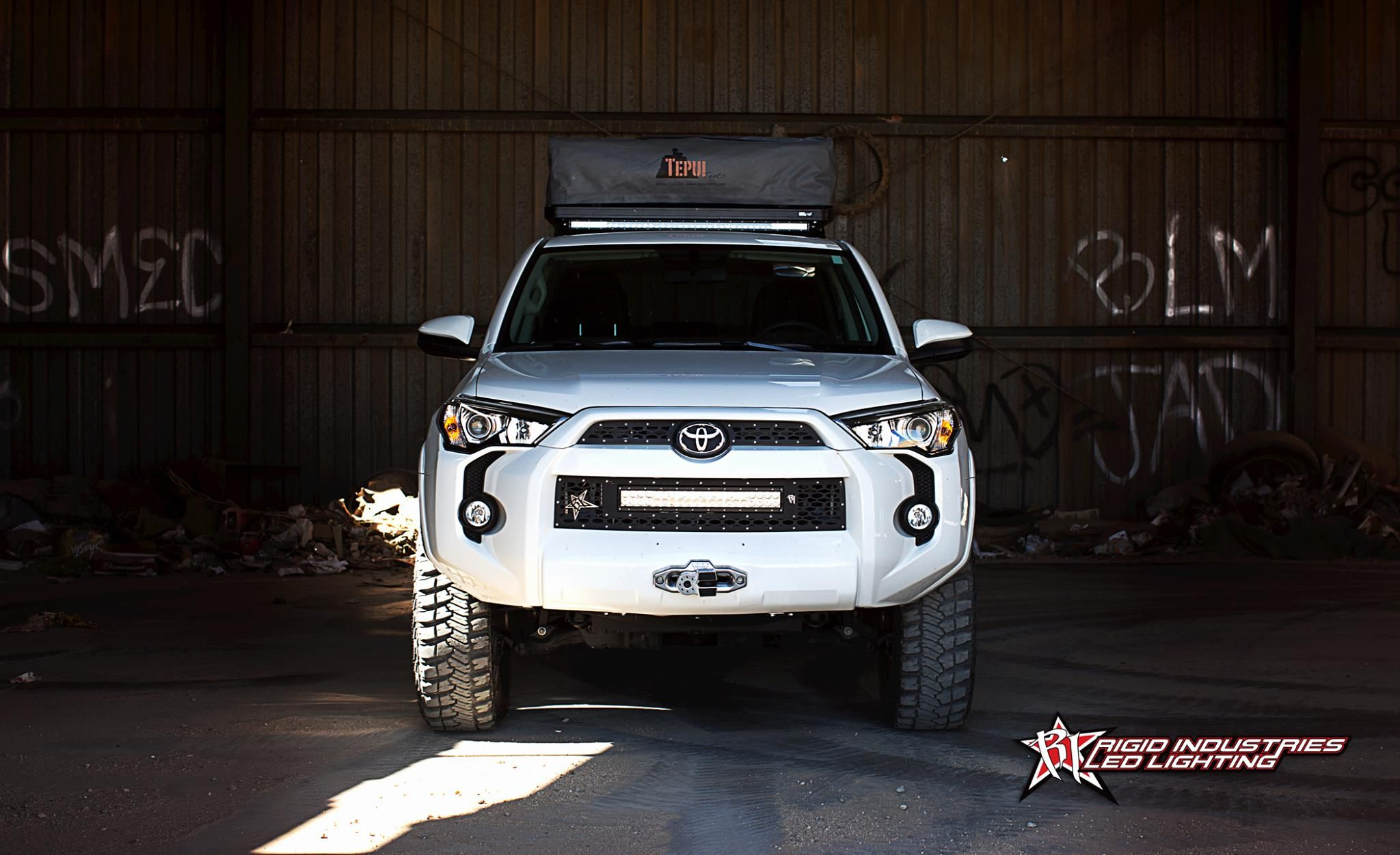 Bumper option 2014 Toyota 4Runner Build Pinterest