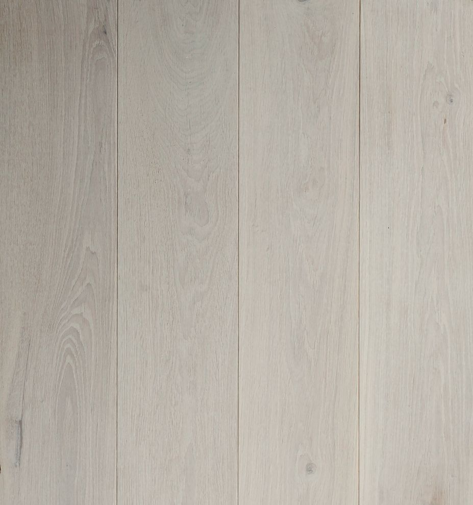 White Traditional Wood Floor: We do like to commend our Scandinavian wood  purists for their