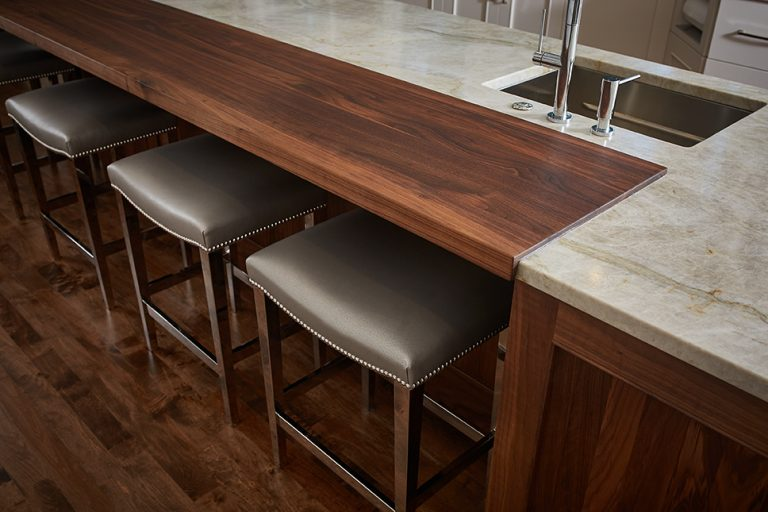Kitchen Counter Tops 5 Best Materials To Choose Talkdecor Concrete Countertops Kitchen Diy Kitchen Countertops Concrete Kitchen