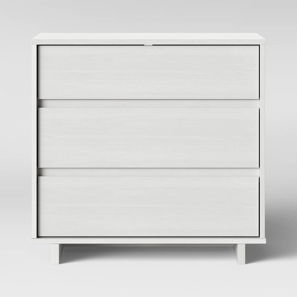 Best Modern 3 Drawer Dresser White Room Essentials In 2020 400 x 300