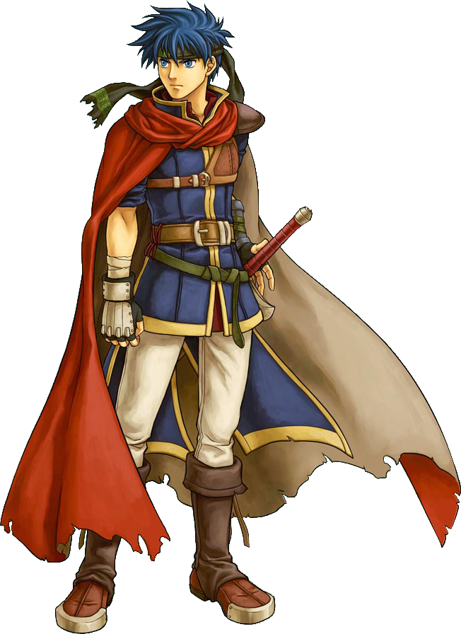 Nasty Halloween Costumes: Another Ike From Fire Emblem: Path Of Radiance. Another