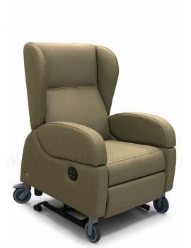 Poltrone Relax Con Braccioli Estraibili.Poltrona Per Disabili E Anziani Con Braccioli Removibili 4