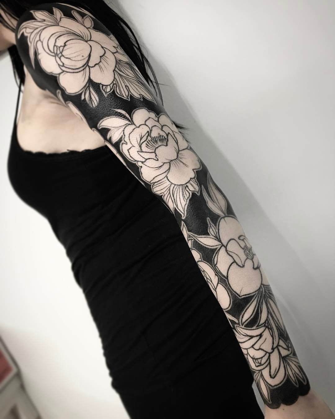 6 550 likes 11 comments sullen art collective for Tattoo spalla anteriore