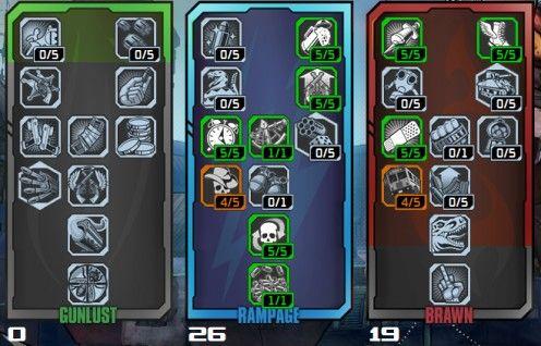 Borderlands 2: Gunzerker/Salvador Skill Builds | games