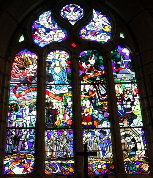 Notre-Dame de la Clarté 1943.