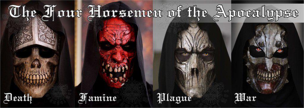 The+Four+Horsemen+of+the+Apocalypse+by+SatanaelArt.deviantart.com+on+@DeviantArt