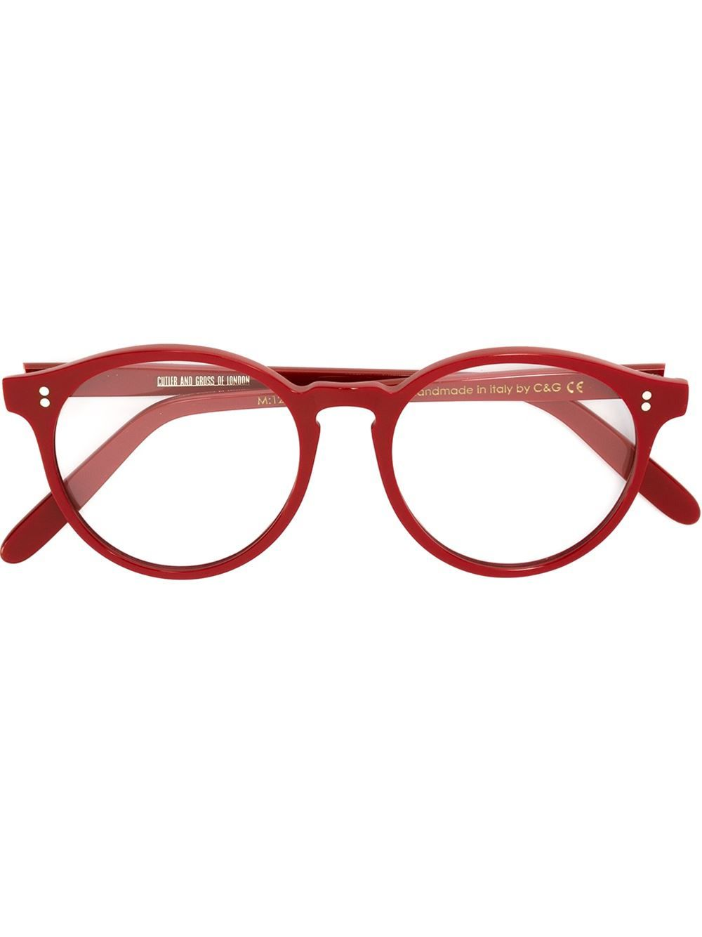 80da2482728 Cutler   Gross round shaped glasses