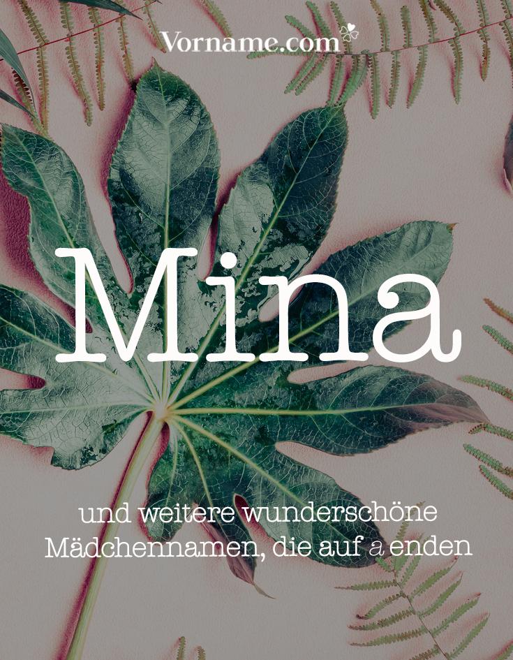 Ida Sophia Mia Co 60 Madchennamen Mit A Endung Madchennamen Vornamen Schone Vornamen